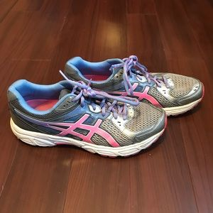 Asics Gel Contend 2 Womens T474N Shoes Size 10.5